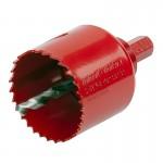 Wolfcraft 5471000 Bi-Metal - Ποτηροτρυπανα Ξυλου Μεταλλου Φ51mm