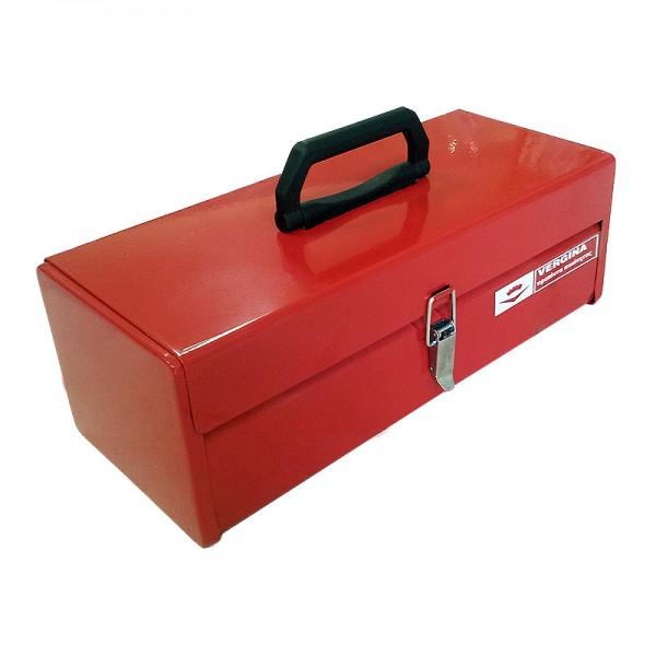 Εργαλειοθηκη Μεταλλικη Κοκκινη 38x16x13cm