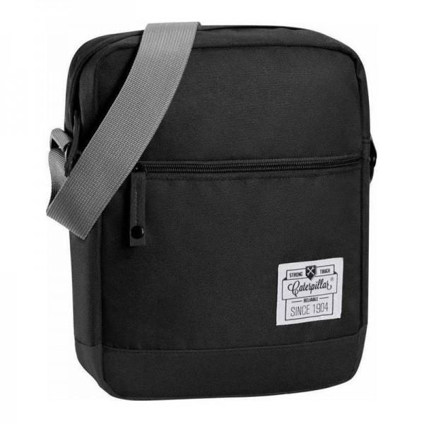Τσαντακι Ωμου Caterpillar CAT Tablet Bag Hauling Μαυρο 83144-01