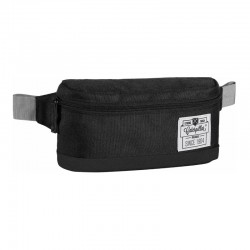51e1b9d489 CAT 83275-01 Heaving Waist Bag - Τσαντακι Μεσης Caterpillar Μαυρο