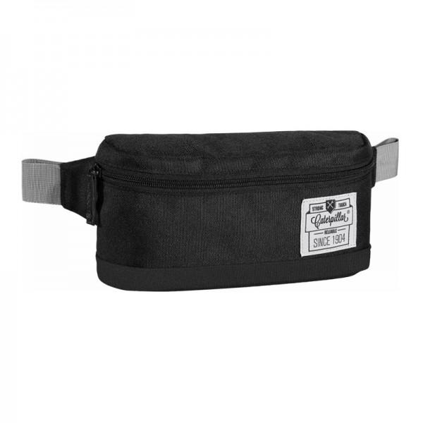 CAT Heaving Waist Bag 83275-01 - Τσαντακι Μεσης Caterpillar Μαυρο