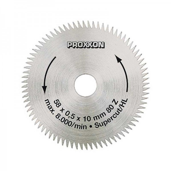Proxxon 28014 Supercut - Δισκος Κοπης Φ58mm