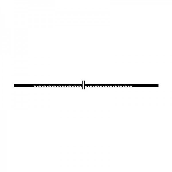 Proxxon 28116 Supercut - Λαμες Σεγας 14 Δοντια / ιντσα - 12 Τεμαχια
