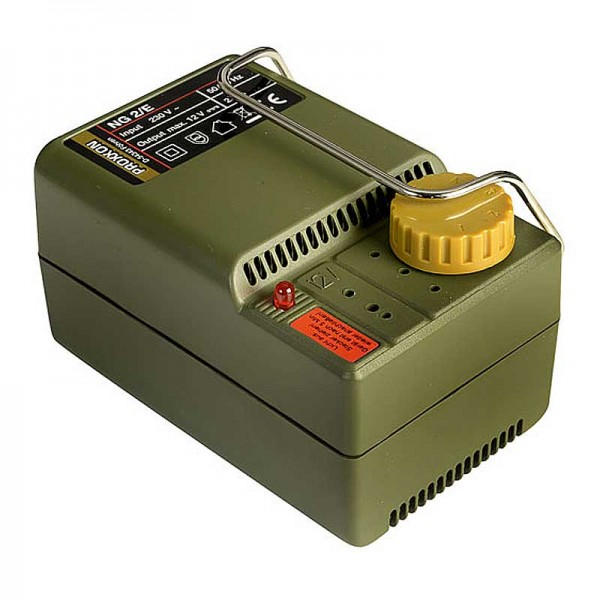 Proxxon 28707 NG 2/E Micromot - Τροφοδοτικο 12V 2A