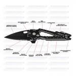 Σουγιας Πολυεργαλειο True Utility Smartknife TU6869
