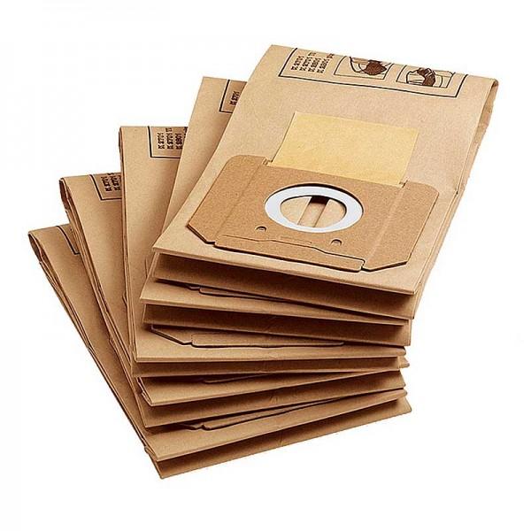 Karcher 6.904-263.0 - Σακουλες Σκουπας Karcher για 2701, 2731, 2801 - 5 Τεμαχια