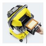 Karcher WD 6 P Premium 1.348-270.0 - Ηλεκτρικη Σκουπα Υγρων Στερεων