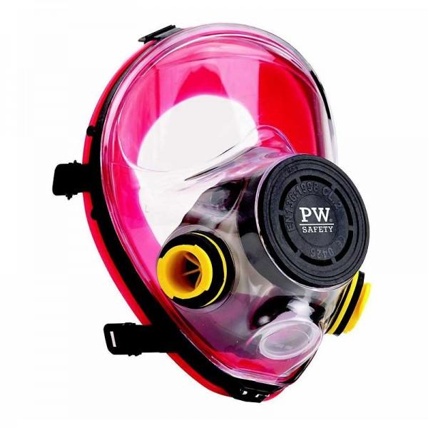 Portwest P510 - Μασκα Προστασιας Αναπνοης Ολοκληρου Προσωπου Zurich