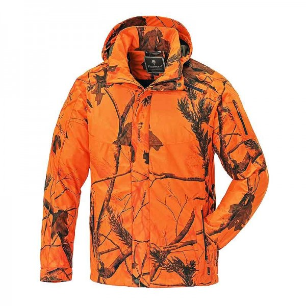 Pinewood Retriever Hunting 8678 AP Blaze - Τζακετ Κυνηγιου Πορτοκαλι Παραλλαγης