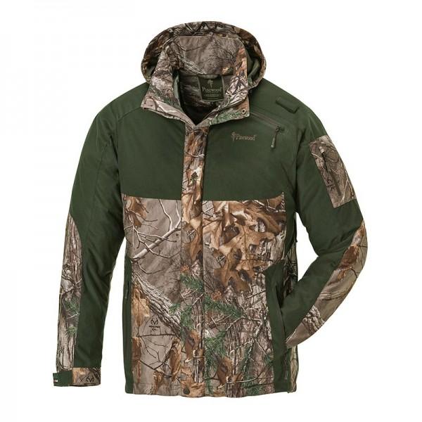 Pinewood Retriever Hunting 8678 AP Extra - Τζακετ Κυνηγιου Παραλλαγης Πρασινο