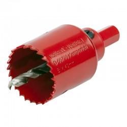 Wolfcraft 5469000 Bi-Metal - Ποτηροτρυπανα Ξυλου Μεταλλου Φ40mm