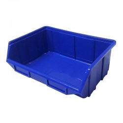 Terry Ecobox 112 B - Σκαφακι Αποθηκευσης Πλαστικο Μπλε 34x25x13cm