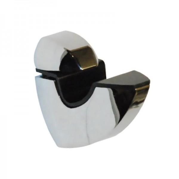 Βαση Στηριξης Ραφιων Maxi Χρωμιο 5-22mm