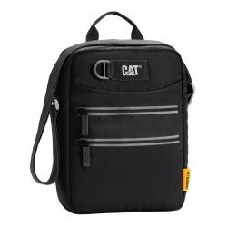 CAT Tablet Bag 83298-01 - Τσαντακι Ωμου Caterpillar Μαυρο