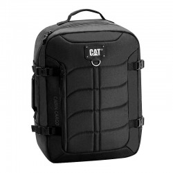 CAT Cabin Cargo Backpack 83430-01 - Σακιδιο Πλατης Caterpillar Μαυρο