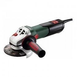 Γωνιακος Τροχος Metabo WEV 10-125 Quick Ρυθμιζομενος 125mm 1000W