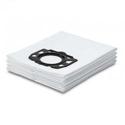 Karcher 2.863-006.0 - Σακουλες Σκουπας Karcher MV4-5-6, WD4-5-6 - 4 Τεμαχια