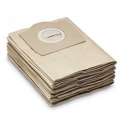 Karcher 6.959-130.0 - Σακουλες Σκουπας Karcher για WD, MV, A, K, SE - 5 Τεμαχια