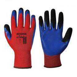 Portwest A175 Duo-Flex Glove - Αντιολισθητικα Γαντια Εργασιας Λατεξ Πολυεστερα