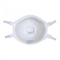 Portwest P301 - Μασκα Προστασιας Αναπνοης Σκονης με Βαλβιδα FFP3
