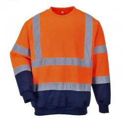 Portwest B306 - Φουτερ Εργασιας Ανακλαστικο Πορτοκαλι
