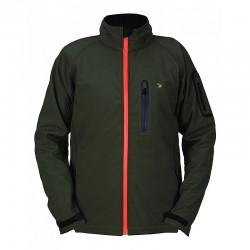 Τζακετ Κυνηγιου Gamo Saporo Softshell Jacket Πρασινο