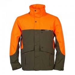Gamo Voras Jacket - Τζακετ Κυνηγιου Πορτοκαλι με Καφε